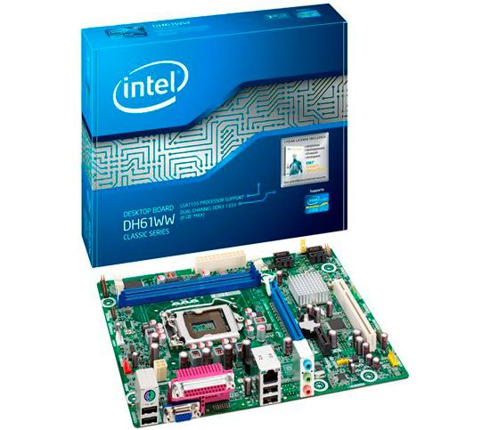 Placa Mãe Intel DH61WW - LGA 1155
