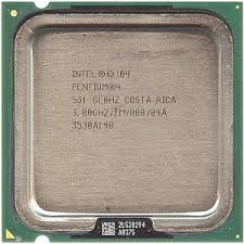 Processador Intel Pentium 4 531 775 3.00GHZ