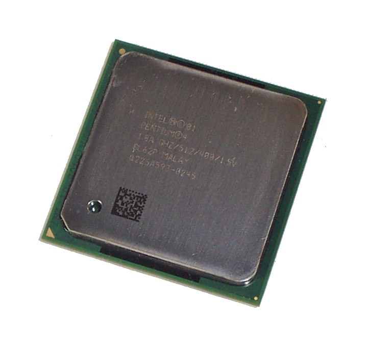 Processador Intel Pentium 4 478 1.80 GHz SL62P (Semi Novo)