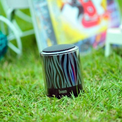Mini Caixa de Som Divoom - UPO-BUD - 2,4W RMS