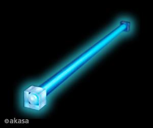 LAMPADA DE NEON AKASA - AZUL