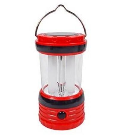 Mini Lampião de Led Luminária Camping YT-823
