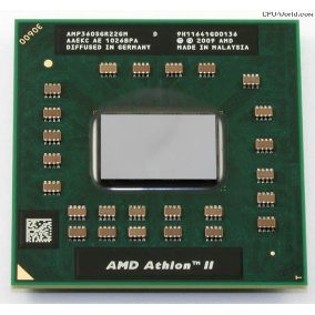 Processador Amd Athlon Ii Duo Core P360 Amp360sgr22gm 2.3ghz (Semi Novo)
