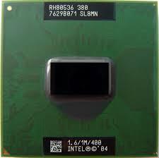 Processador 1.60 Ghz Intel Celeron M380 1m 400mhz Sl8mn