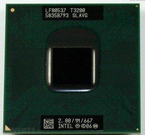 Processador Intel Pentium Lf80537 T3200 Slavg  1M Cache, 2.00 GHz, 667 MHz