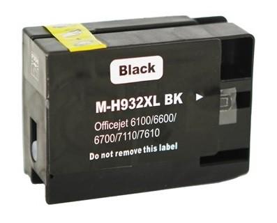 Cartucho De Tinta Compatível HP 932XL 33ML Preto