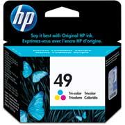 Cartucho HP 49 Colorido - Original