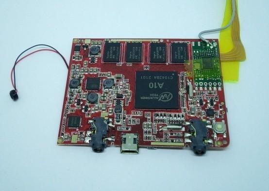 Placa Lógica tablet Onda VX610W Funcionando OK