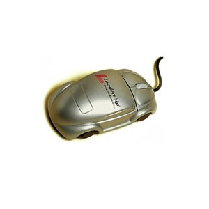 Mouse Carro Leadership Cinza - 7540