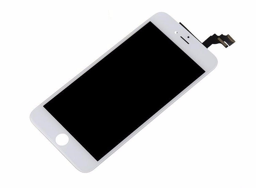 Tela touch display frontal Iphone 6G A1549 A1586 A1589 Branco