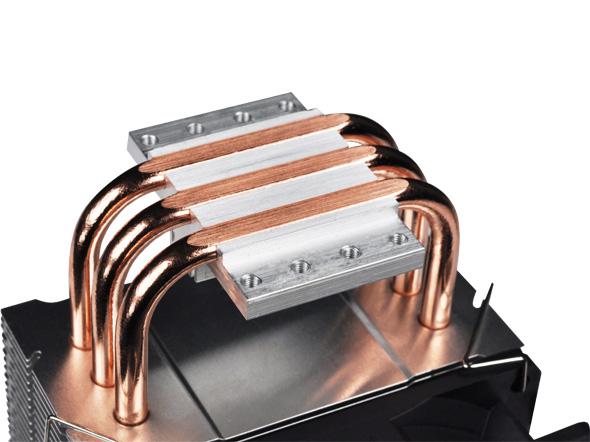 Cooler Master Hyper TX3 Seminovo (LGA 1156/775/AM3/AM2/940/939/754)