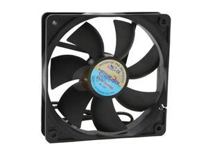 Cooler p/ Gabinete Microbon 120mm 12cm conector 3p e fonte