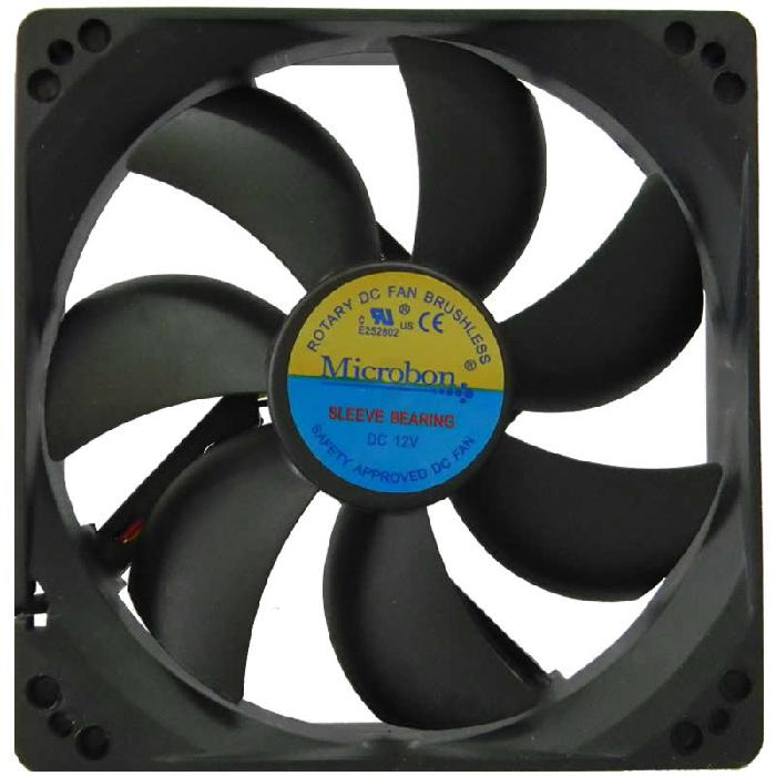 Cooler 6cm P/ Gabinete - Microbon