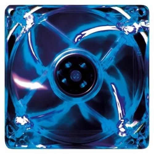 Cooler P/ Gabinete 8cm 80x80x25 C/ LED Azul