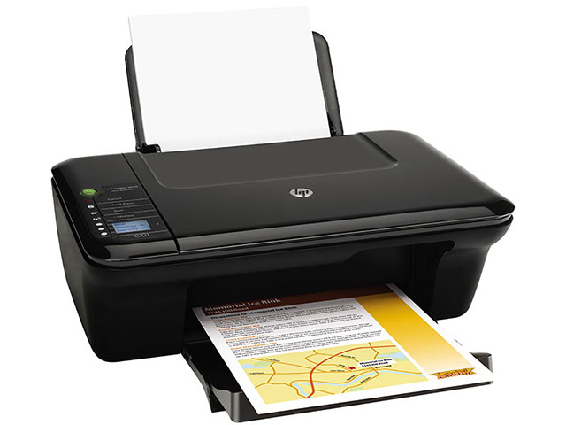 Multifuncional Jato de Tinta Colorida Wireless - HP 3050