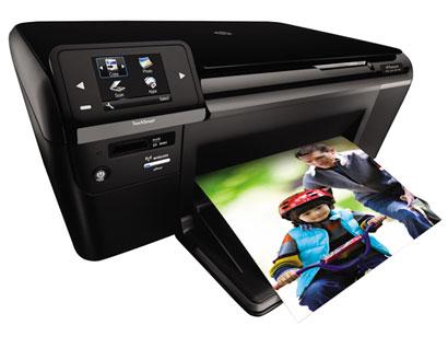 Multifuncional All In One Jato de Tinta Colorida - LCD 2,36 Polegadas TouchSmart ePrint - HP D110