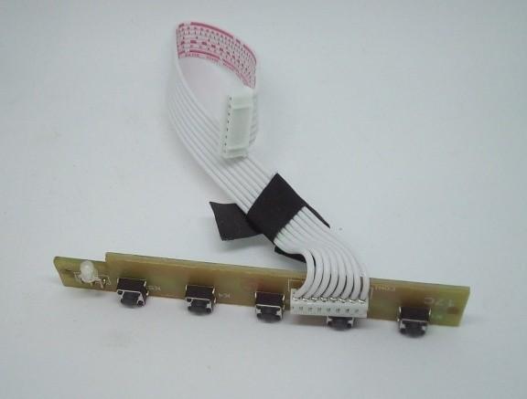 Placa conector Botões Monitor Braview 17