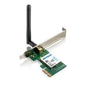 Placa de rede Wireless PCI-Express Multilaser RE029