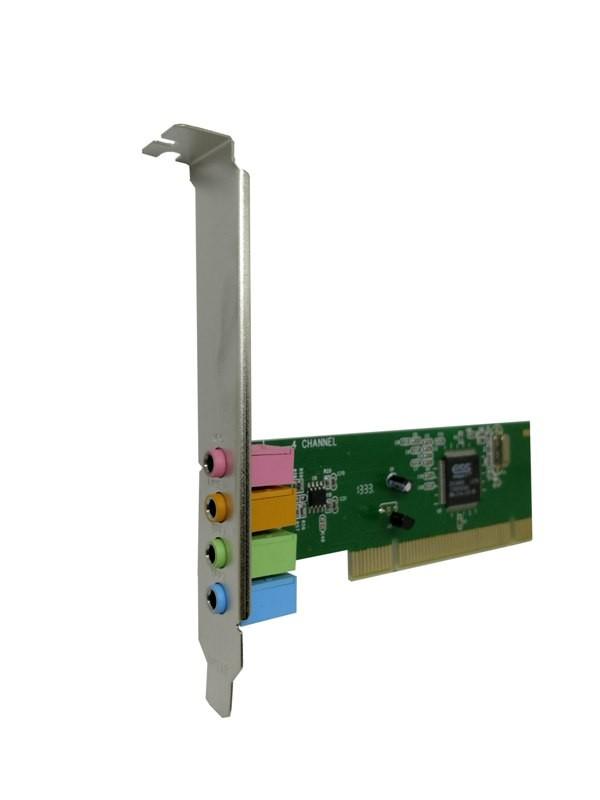 Placa de Som PCI 4 Canais Allegro-1