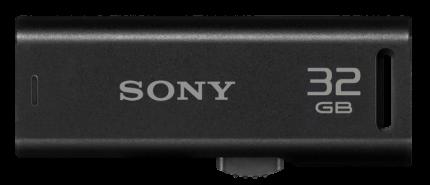 Pen Drive Sony Usm32gr/Bm 32Gb Preto
