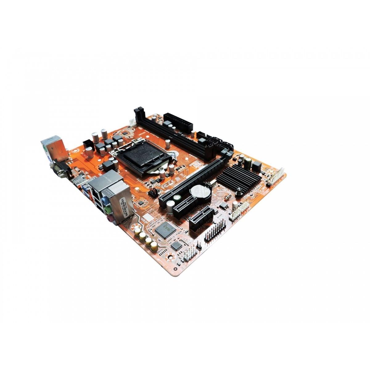 Placa Mãe PC Ware 1151 IPMH110G  DDR4 Oem