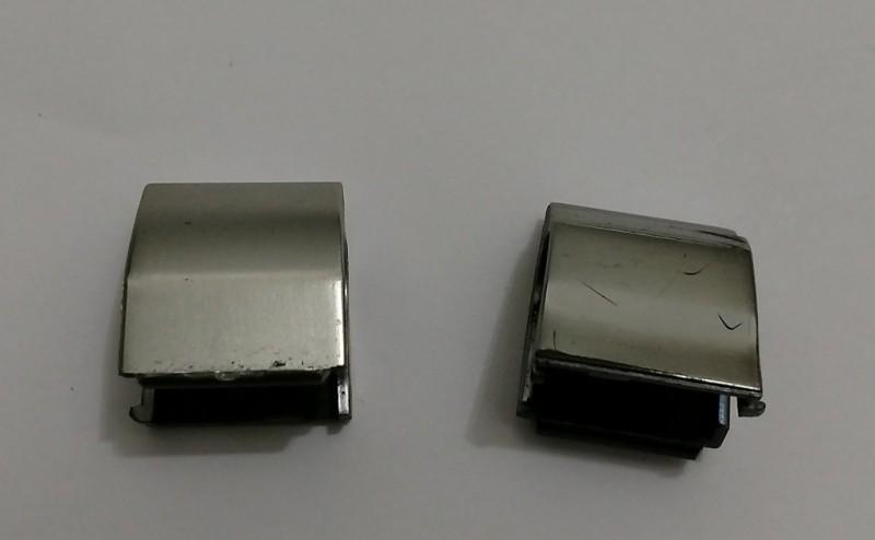Acabamento das dobradiças notebook Dell P37G 3421
