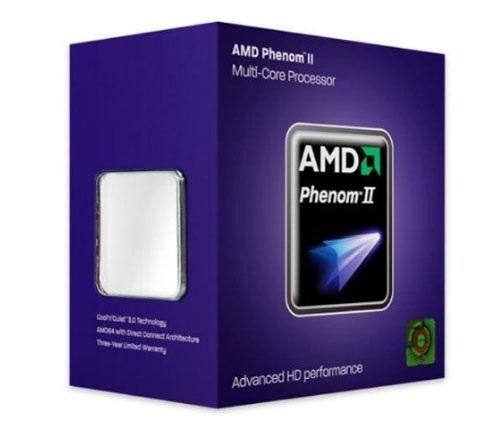 Processador AMD Phenom II X4 850 3.3GHz