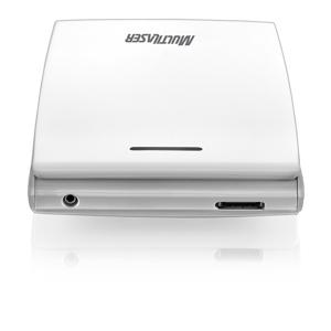 Case P/  HD Multilaser Branco GA080