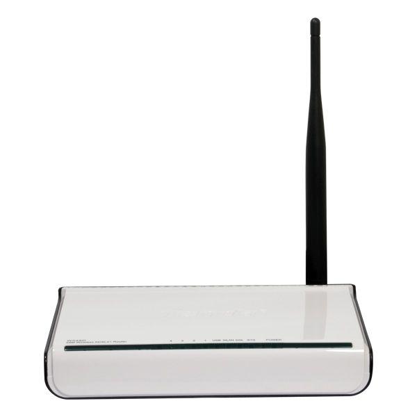 Modem Roteador Tenda Wireless - W548D v2.0