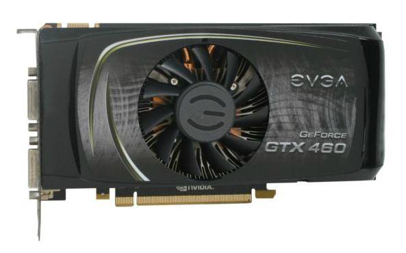 GPU GTX460 1GB DDR5 PCIE EVGA 01G-P3-1370-KR