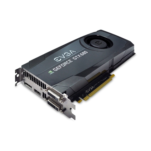 GeForce GPU GTX680 2GB DDR5 PCIE EVGA 02G-P4-2682-KR