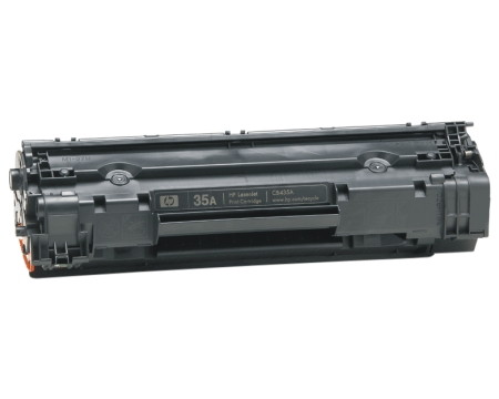 CartuchoToner CB435A Compativel HP 35A Impressora P1005/P1006