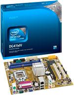Placa Mãe Intel Dg41wvbr Lga775 Ddr3
