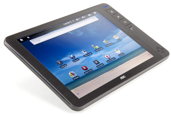 TABLET AOC BREEZE 8 POL TOUCH SCREEN 4GB WIFI ANDROID MW0812 BR GRÁTIS CAPA C/ TECLADO