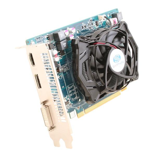 Placa de Video ATI Radeon 6670 SAPPHIRE 1GB DDR5