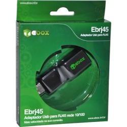 Conversor USB p/ RJ45 Ebrj45 - Ebox