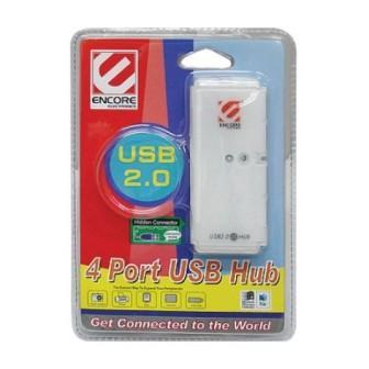 HUB USB Encore ENU-4USB