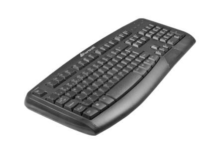 TECLADO USB FORTREK SK301