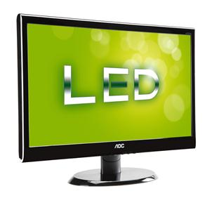 MONITOR LCD 19,5´ AOC LED E2050SWN Widescreen