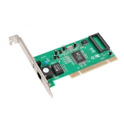 PLACA DE REDE 10/100MBPS PCI CHIPSET REALTEK MYMAX