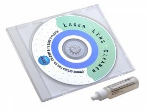 Kit de Limpeza P/ CD Smart CL-203