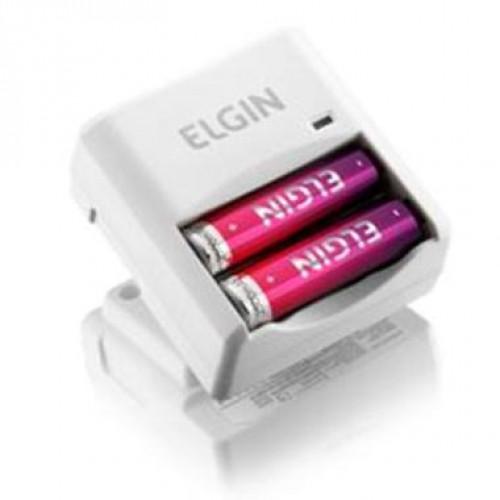 Carregador de Pilhas Elgin SC222 C/ 2 pílhas