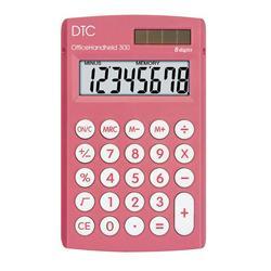 Calculadora Dtc 300 OfficeHandHeld Rosa