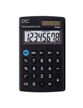 Calculadora Dtc 300 OfficeHandHeld Preta