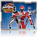 Mouse pad Power Ranger Clone 04201