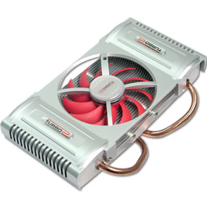 Cooler P/ Vga Evercool Turbo 2 P/ Nvidia / Ati NF