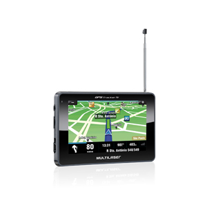 GPS TRACKER 2 - 4,3 - C/ TV + FM GP012