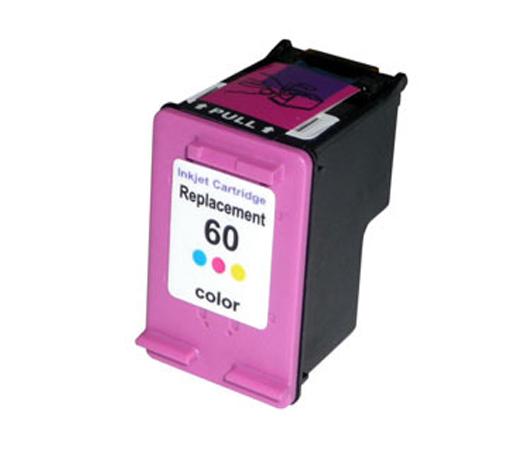 Cartucho de Tinta HP 60 colorido Compatível