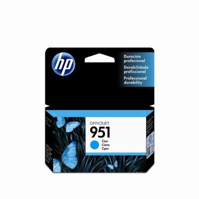 Cartucho HP 951 Original Ciano CN050AL Officejet