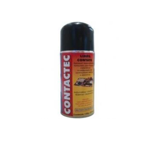 Limpa Contato Spray Contactec Implastec 210 Ml